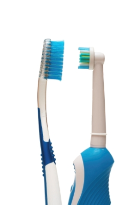 Electric Toothbrushes vs. Regular Toothbrushes